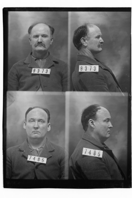 Willis T. Welch and James W. Nutt, Prisoners 9373 and 7485, Kansas State Penitentiary - Page