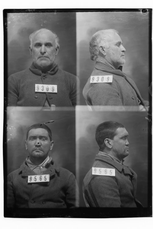 Wm. George and Wm. Ingram, Prisoners 9309 and 9565, Kansas State Penitentiary - Page
