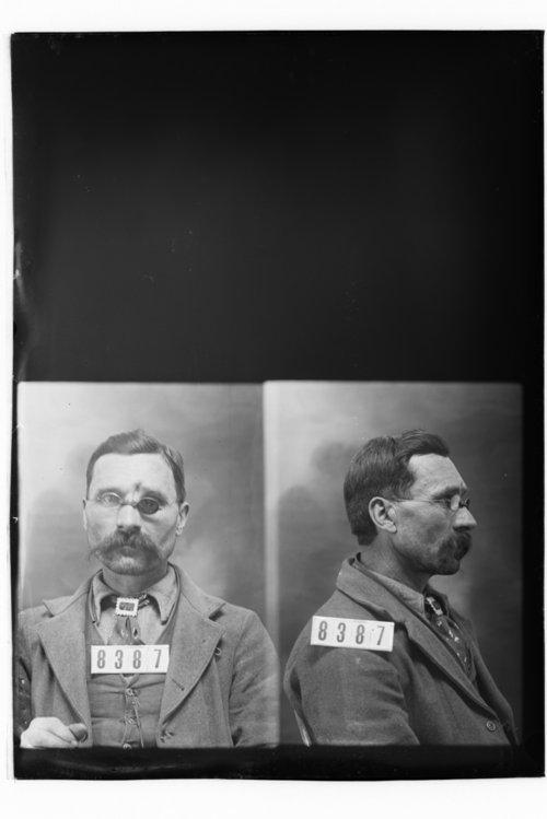 Edward Shuhr, prisoner 8387 - Page