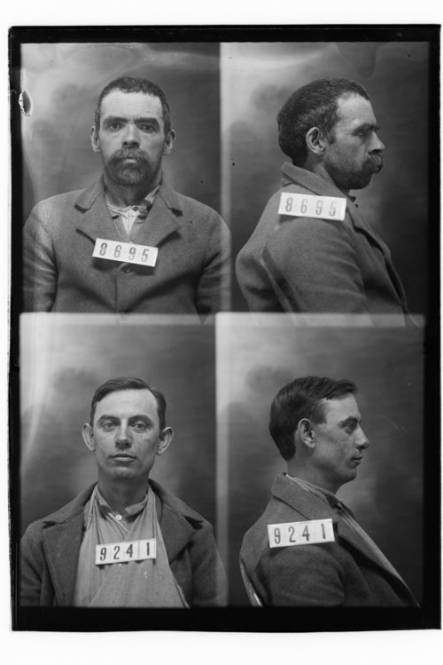 James McGettigan and Jacob W. Cook, Prisoners 8695 and 9241, Kansas State Penitentiary - Page
