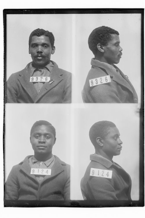 Albert Myatt and Sherman Johnson , prisoners 9326 and 9124 - Page