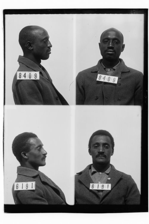 Anthony Hamilton and William Ross, prisoners 8409 and 6191 - Page