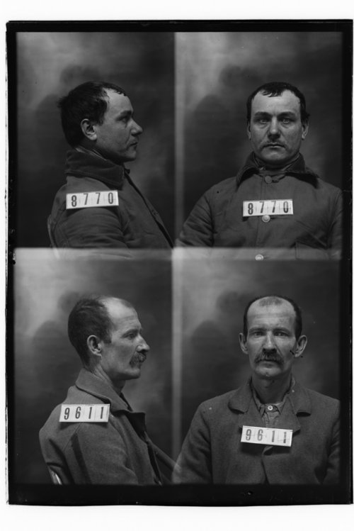 August Freeholtz and Charles Bailey, prisoners 8770 and 9611 - Page
