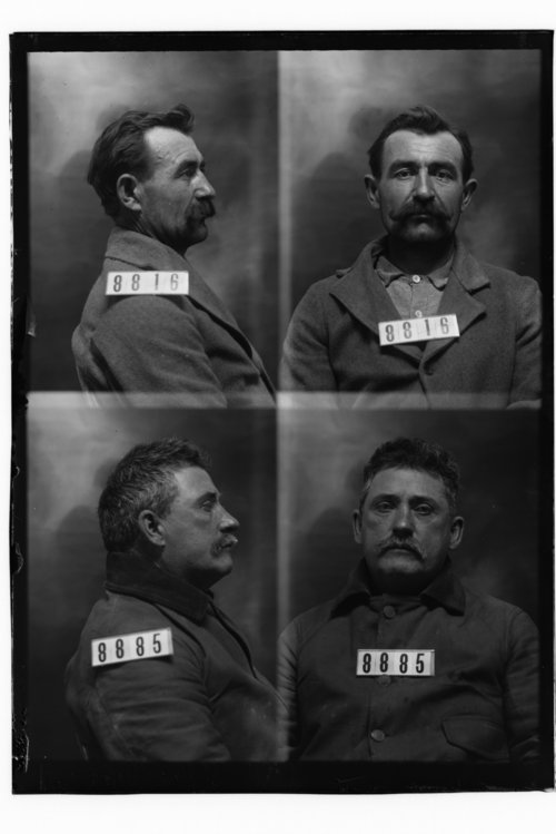 Nicolas Schimpfesser and Wm. T. Edwards, prisoners 8816 and 8885 - Page
