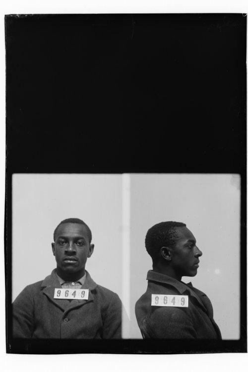 Hunt Everett, Prisoner 9649, Kansas State Penitentiary - Page