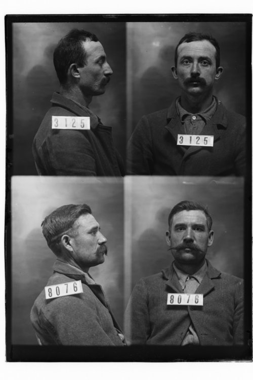 Elmer Reed and W. Holmgren, prisoners 3125 and 8076 - Page