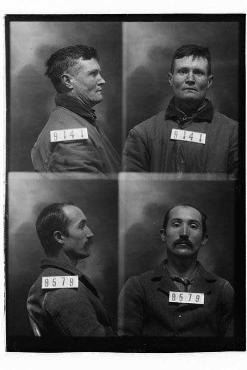 Daniel McLond and John Marion, Prisoners 9141 and 9579, Kansas State Penitentiary - Page