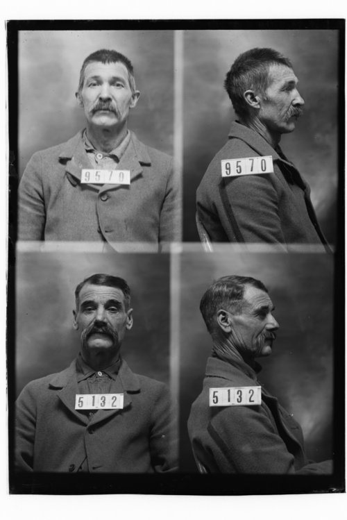 T. S. Sprowls and Taylor Cook, Prisoners 9570 and 5132, Kansas State Penitentiary - Page