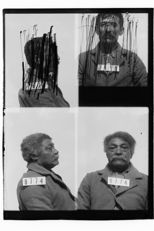 Linas Smith, Prisoner 8774, Kansas State Penitentiary - Page