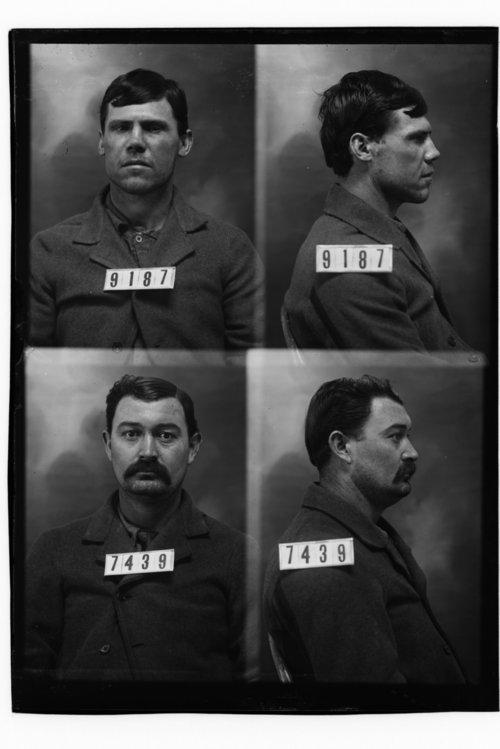 Thomas B. Richardson and Mathew McClaskey, Prisoners 9187 and 7439, Kansas State Penitentiary - Page