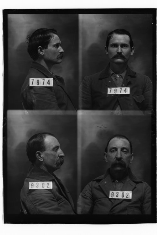 John Reeves and Chas. Thomas, Prisoners 7974 and 9302, Kansas State Penitentiary - Page