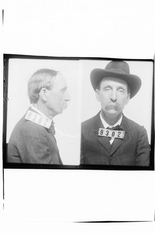 Chas. Thomas, Prisoner 9302, Kansas State Penitentiary - Page