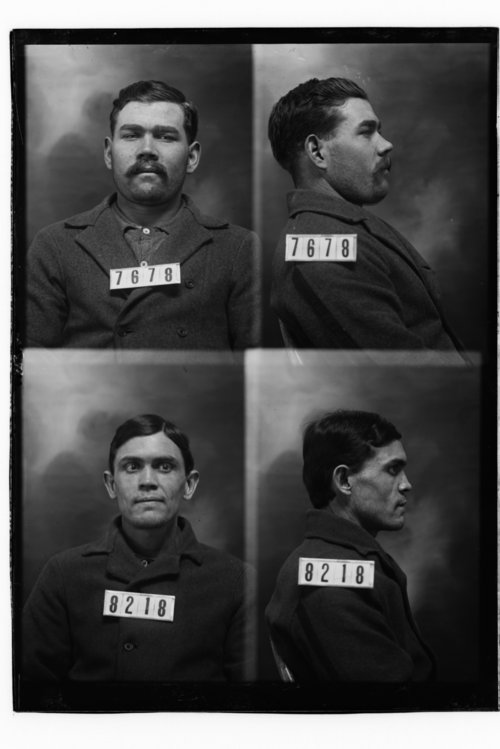 Chas Meyers and Arthur Ingram, prisoners 7678 and 8218 - Page