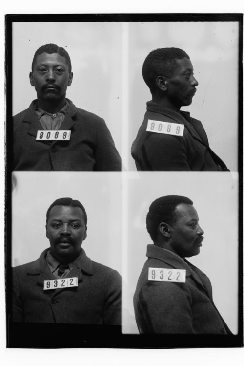 Dick Justice and John T. Howard, prisoners 8089 and 9322 - Page