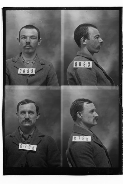 Herman Linsky and John Reeder, prisoners 9093 and 8785 - Page