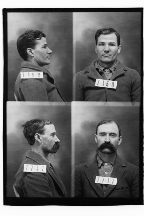 Wm. P. Harvey and Jasper M. Apple, prisoners 7159 and 7717 - Page