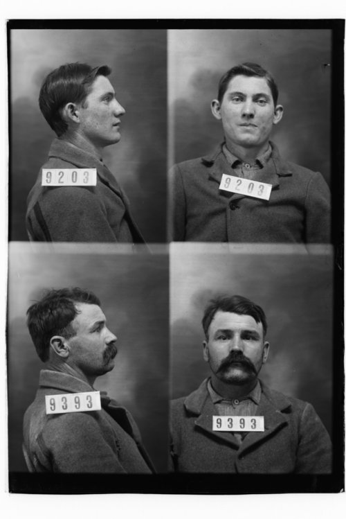 Samuel Wells and R. W. Prince, prisoners 9203 and 9393 - Page