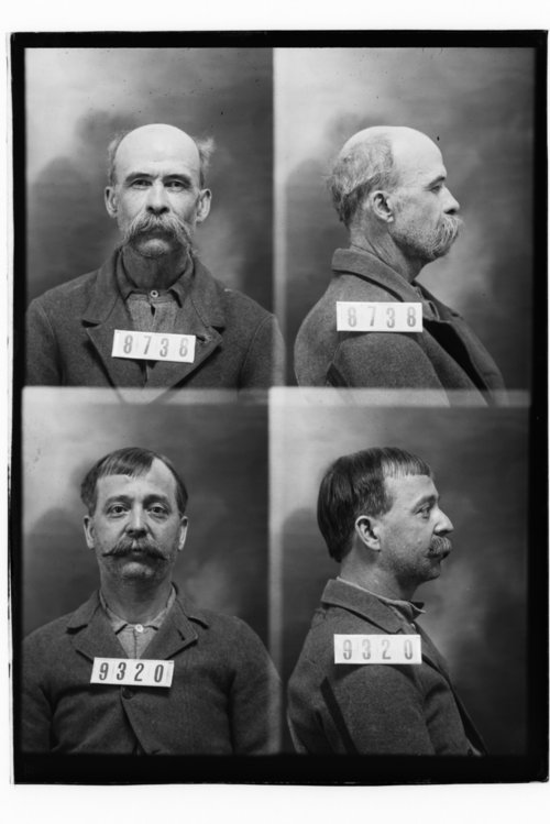 Samuel B. Tripp and William Eldridge, Prisoners 8738 and 9320, Kansas State Penitentiary - Page