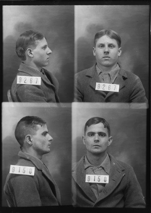 John Kornstett and John Mason, Prisoners 9267 and 9150, Kansas State Penitentiary - Page