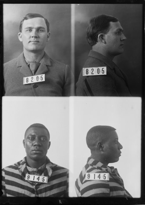 Geo. H. Thomas and John Alip, Prisoners 8205 and 9145, Kansas State Penitentiary - Page