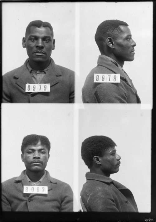 Chas. Watts and Lon V. Adams, Prisoners 8979 and 9063, Kansas State Penitentiary - Page