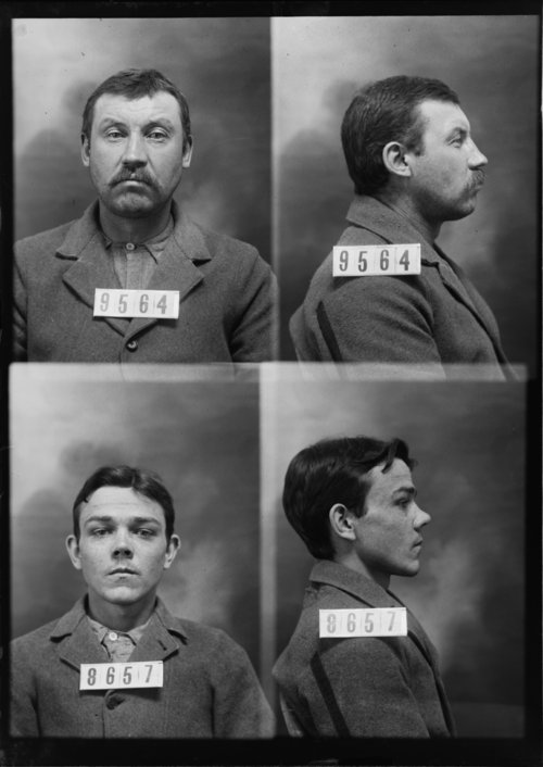 J. W. Ryan and Chas Macklin, prisoners 9564 and 8657 - Page