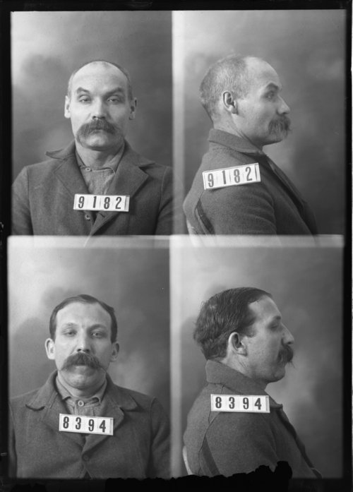 John Doe and Andrew Benson, prisoners 9182 and 8394 - Page