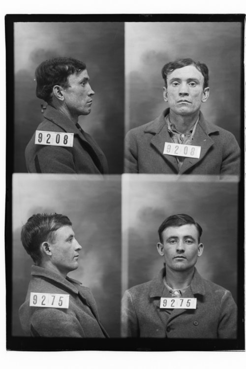 Robt McDonald and Geo. Penn, Prisoners 9208 and 9275, Kansas State Penitentiary - Page