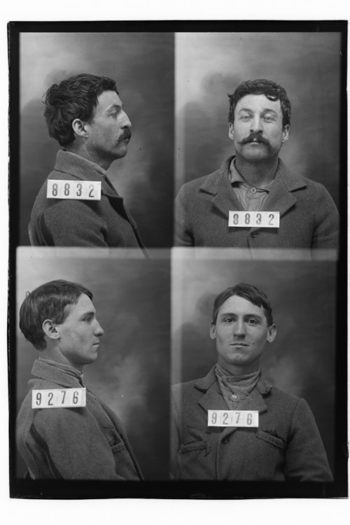 William Patterson and Alfred Bergdorf, prisoners 8832 and 9276 - Page