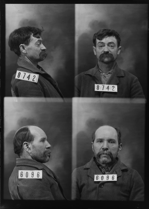 M. K. Waldruf and Frank Butler, Prisoners 8742 and 6096, Kansas State Penitentiary - Page