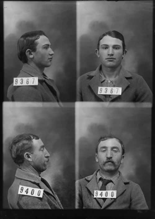 Wesley Langford and John King, prisoners 9367 and 9400 - Page