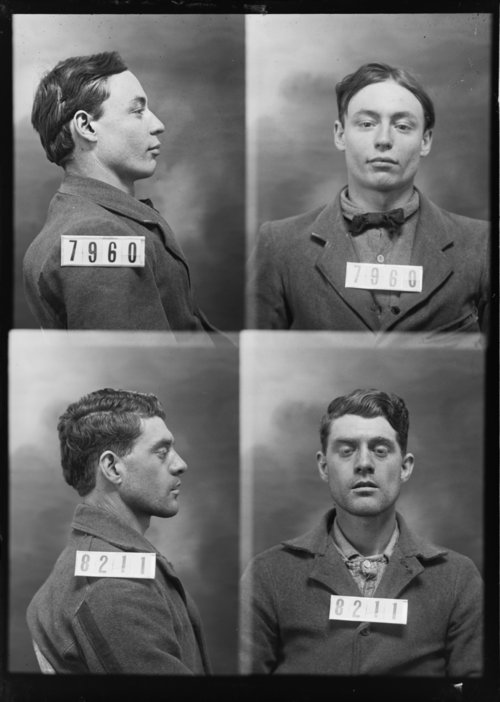 John LaSelle and Richard Butler, Prisoners 6753 and 9330, Kansas State Penitentiary - Page