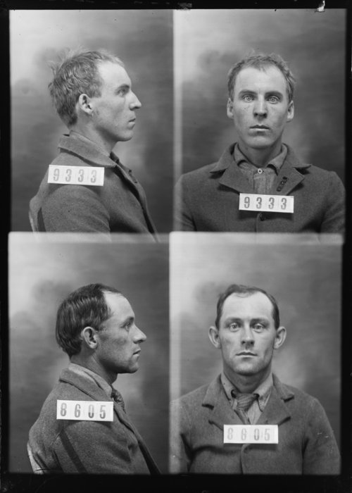 John Trimble and William Scholl, prisoners 9333 and 8605 - Page