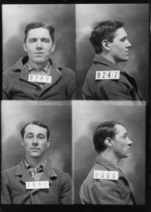 Joseph Brown and Fred Bell, prisoners 9247 and 9086 - Page