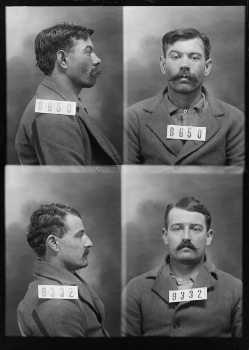 William Johnson and Theodore Agle, prisoners 8650 and 9332 - Page