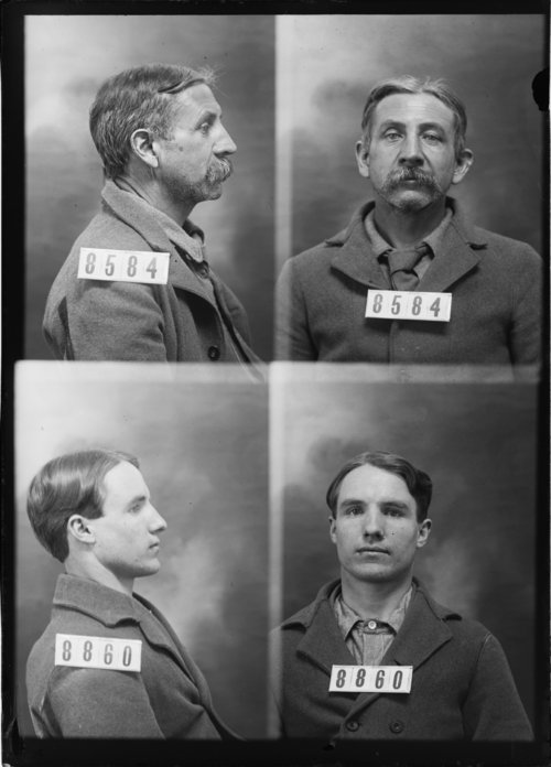 Chas H. Raymond and John Bell, prisoners 8584 and 8860 - Page