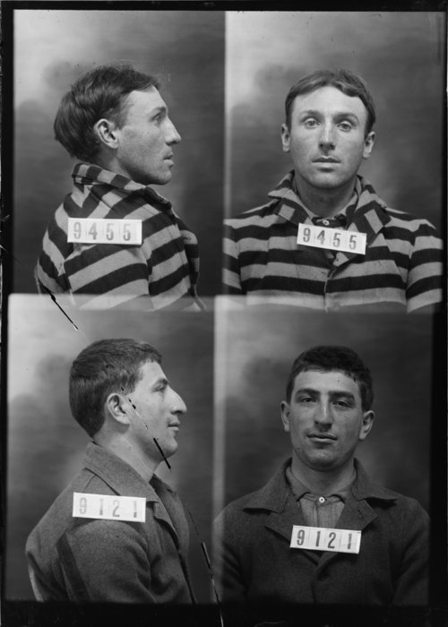 Frank Edwards and Isaac Feinberg, prisoners 9455 and 9121 - Page