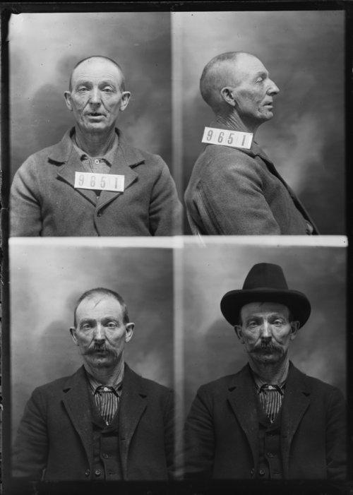 Joseph Martin, prisoner 9651 - Page