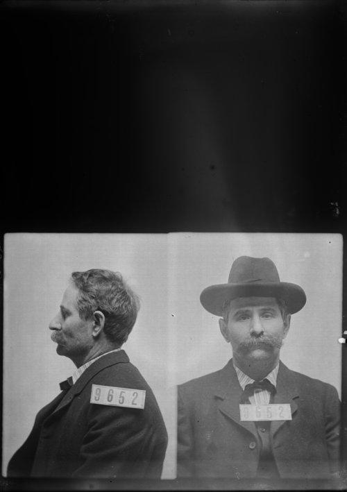Curtis Daugherty, prisoner 9652 - Page