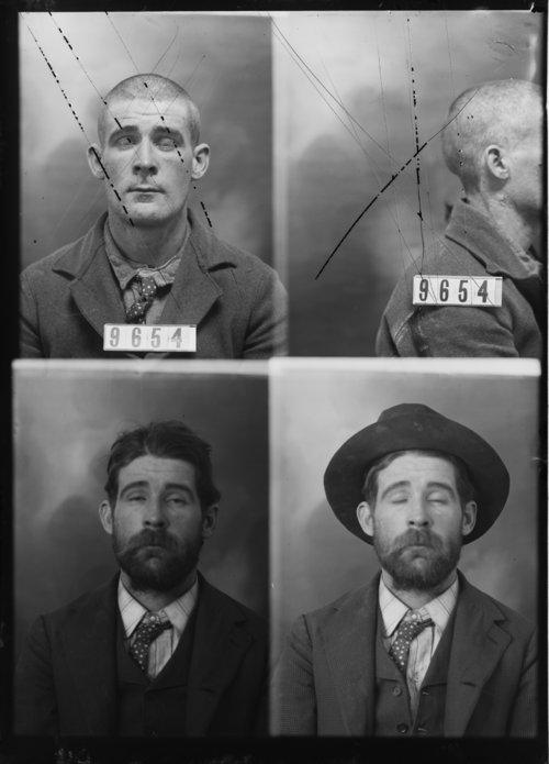 Thos. Williams, Prisoner 9654, Kansas State Penitentiary - Page