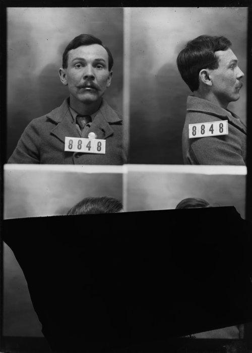 Jessie Lucie, Prisoner 8848, Kansas State Penitentiary - Page
