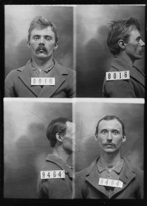 John Anderson, Prisoner 8016, Kansas State Penitentiary - Page