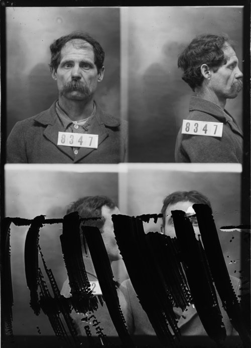 Joseph Horr, prisoner 8347 - Page