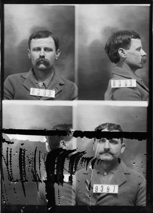 Pomroy Cooper, Prisoner 8303, Kansas State Penitentiary - Page