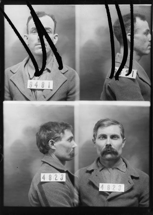 Thomas Morgan, prisoner 4823 - Page
