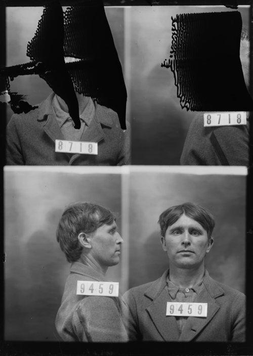 Harry Orin, prisoner 9459 - Page