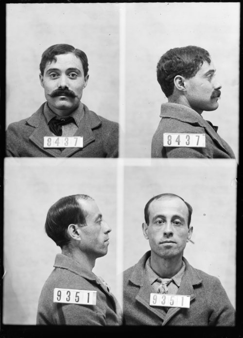 John Thornton and Frank Knox, prisoners 8437 and 9351 - Page