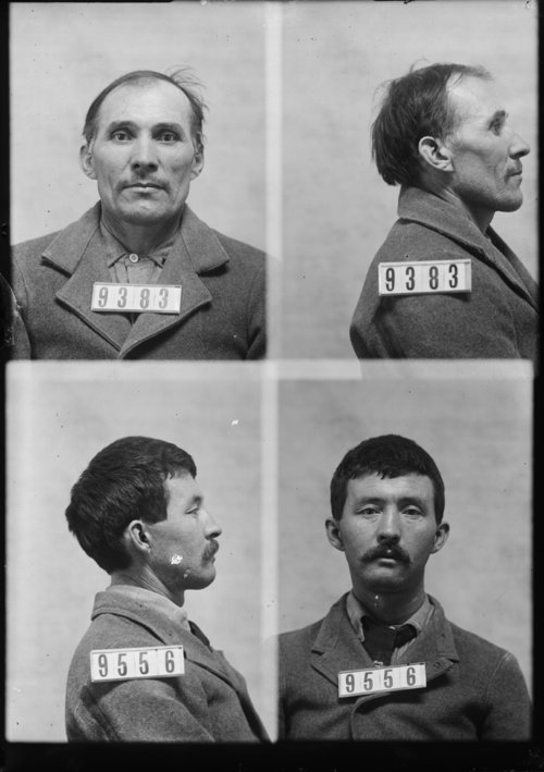 Fred Miller and Henry Harris, prisoners 9383 and 9556 - Page
