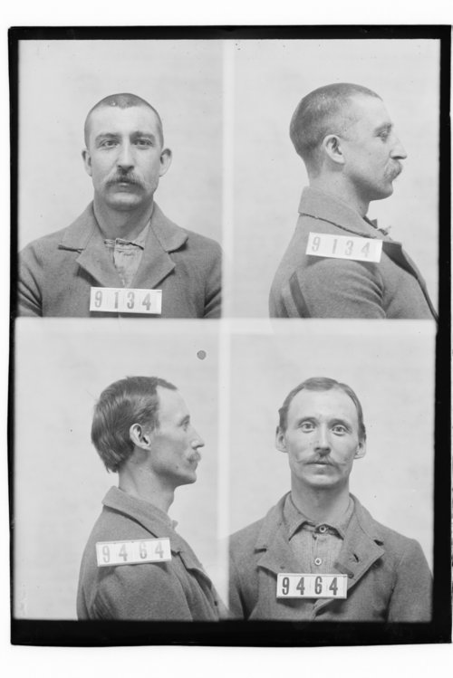 Otto Trotman and Jas. L. Gilbert, prisoners 9134 and 9464 - Page