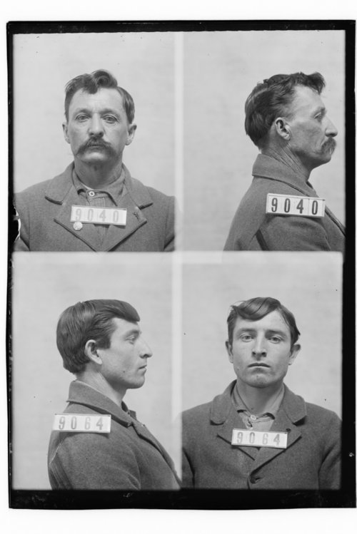 Fred Lundy and J. W. Skidmore, prisoners 9040 and 9064 - Page